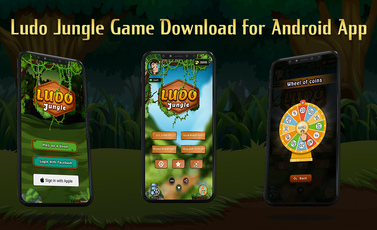Ludo Jungle Game Download for Android App
